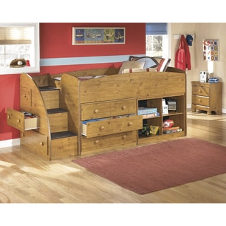 Embrace Loft Bed Set With Loft Caster Bed 16627764 Overstock Shopping Great Deals On