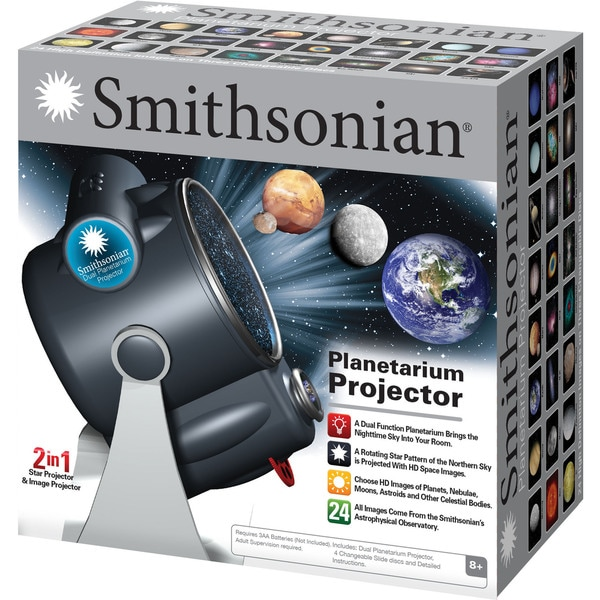 Smithsonian Room Planetarium And Dual Projector 17339833