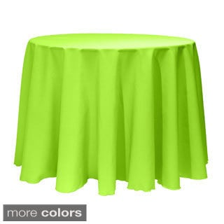 A 1 Tablecloth Company 120 Inch Round Event Tablecloths