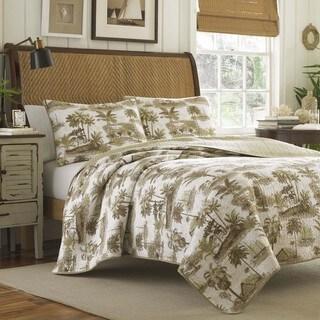 Tommy Bahama Island Botanical 4 Piece Comforter Set