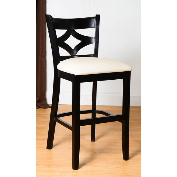 Curtain Back Counter Stool 17344660 Overstock Com