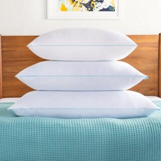LINENSPA Essentials Gel Infused Shredded Memory Foam Pillow