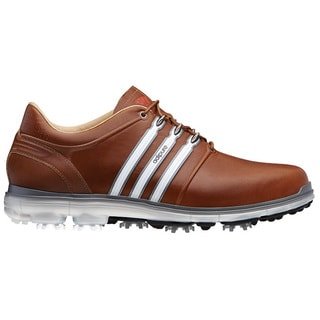 Adidas Crossflex Golf Shoes Black Lime