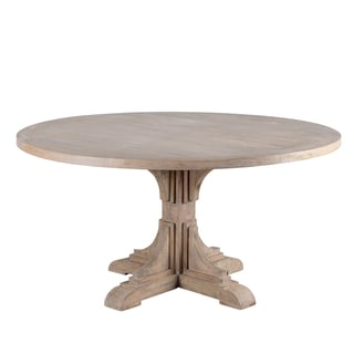 Indore Round Zinc Dining Table India 14733891