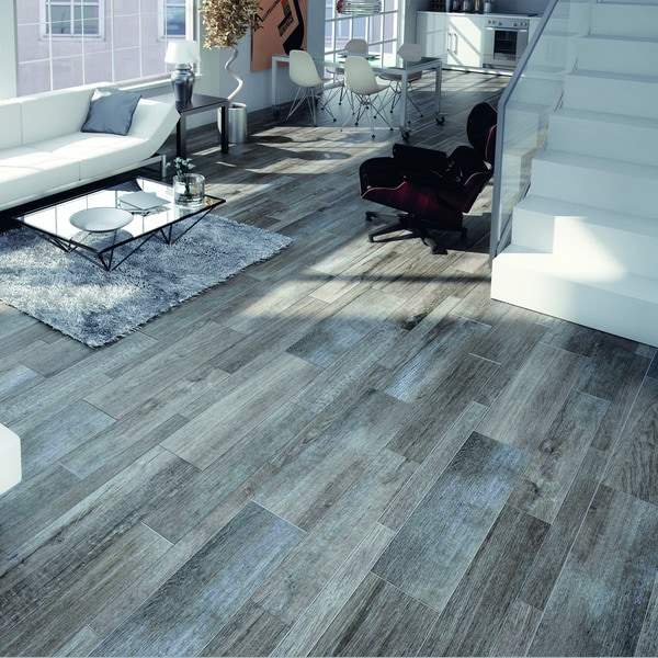 Somertile Vincoli Gris Porcelain Floor And Wall Tiles