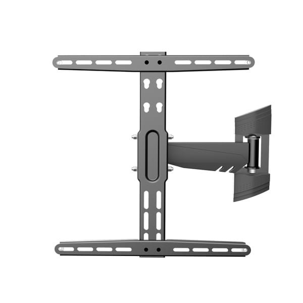 fleximounts tv wall mount with 26 to 55 inch mounting bracket and full motion low profile arm. Black Bedroom Furniture Sets. Home Design Ideas