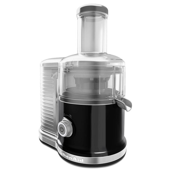 Kitchenaid Kvj0333ob Onyx Black Easy Clean Juicer