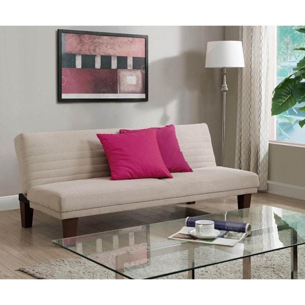 Dhp Dillan Convertible Futon Sofa 17415530 Overstock