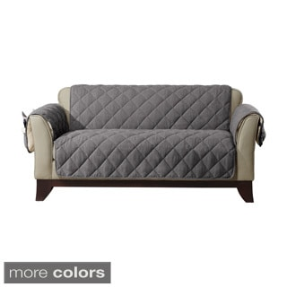 Sure Fit Quilted Cotton Loveseat Pet Throw 12980753