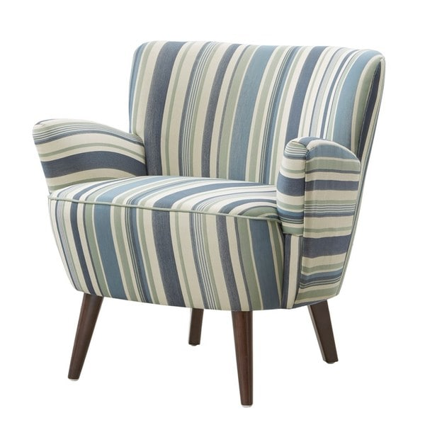 Sophie Striped Accent Chair
