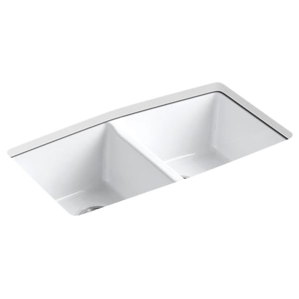 Kohler Brookfield Undermount Kitchen Sink