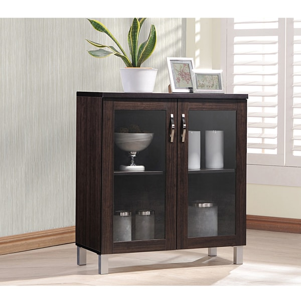 Sintra Modern And Contemporary Dark Brown Sideboard