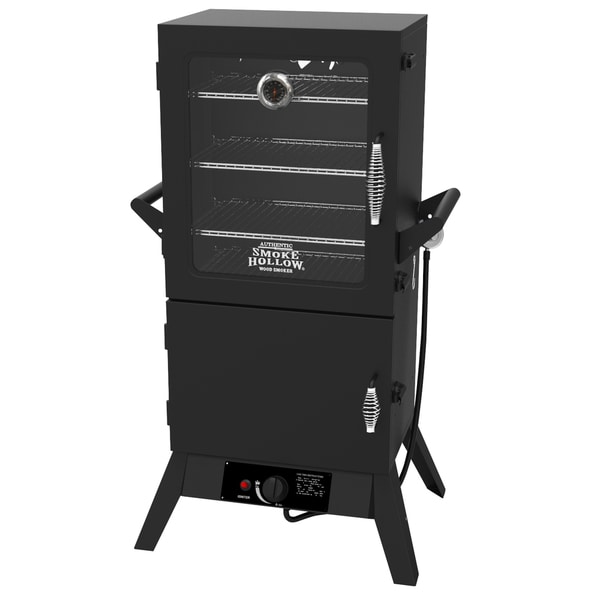 Smoke Hollow 38 Inch Lp Gas Smoker With Window 17448427