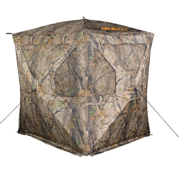 Muddy Ravage Ground Blind 17448881 Overstock Com