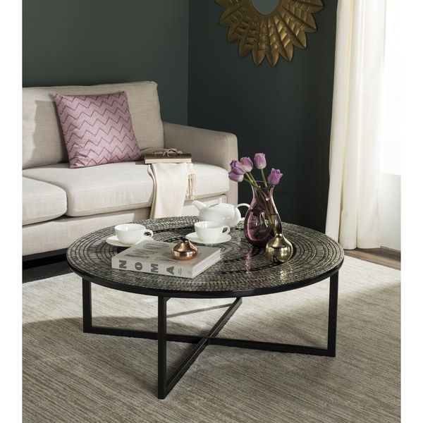 Safavieh Cheyenne Grey Coffee Table 17462404 Overstock