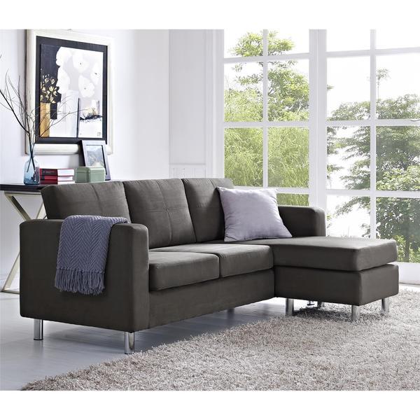Groovy Small Terracota Armless Sectional Sofas With Sleeper S3Net Short Links Chair Design For Home Short Linksinfo