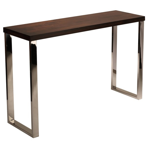 Cortesi Home Achille Contemporary Console Table With