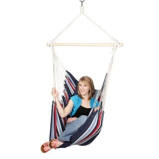 Deluxe Bahama Hanging Hammock Sky Swing Chair 12912898