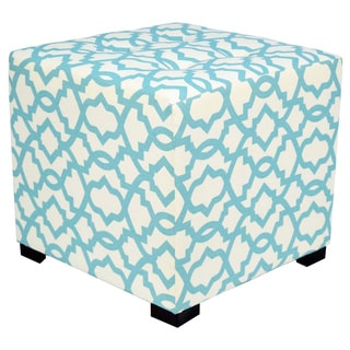 Sole Designs Pinky Chain Square Ottoman 14378415