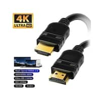 Insten Black 15-feet/ 4.6 M High Speed HDMI 1.3 Cable Cord M/ M for Sound/ Video Signal Transfer