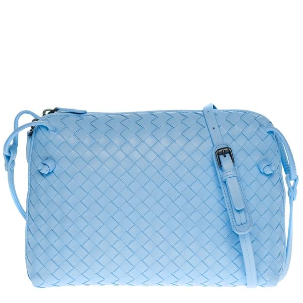 73ee85d59d Bottega Veneta Monalisa Intrecciato Nappa Messenger Bag - 17498613 .