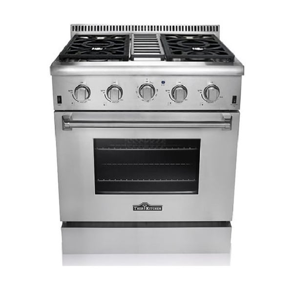 Commercial Convection Oven Electric Thor Kitchen 30-inch Stainless Steel Professional Gas ...