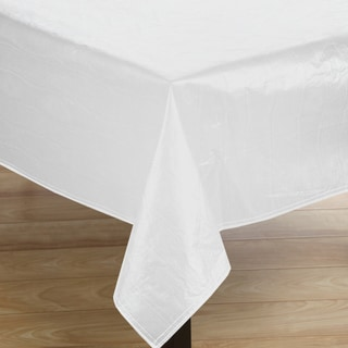 Solid Color 90 X 156 Inches Vibrant Tablecloth 17343851