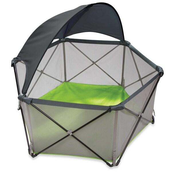 Summer Infant Pop N Play Shade Canopy Portable Playard