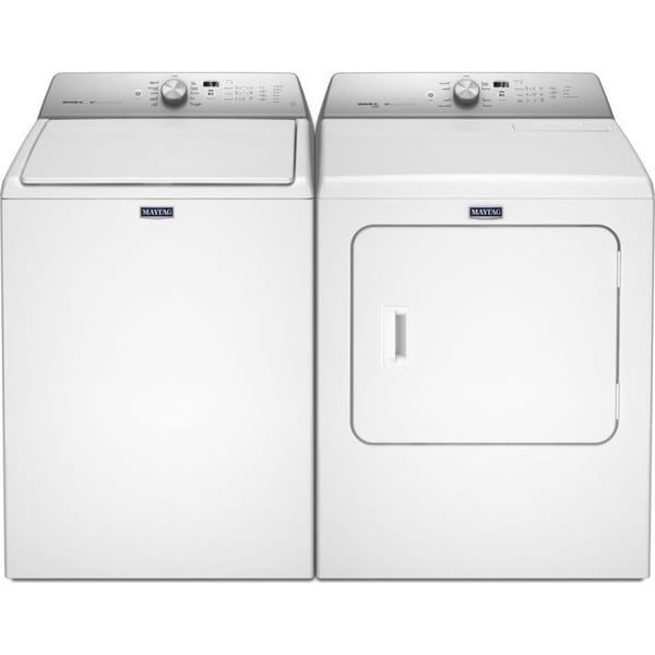 Maytag Bravos Xl Series Top Load Washer And Gas Dryer Pair