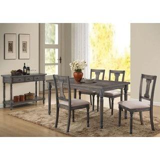Magnussen Karlin Wood Rectangular Dining Table 16846390