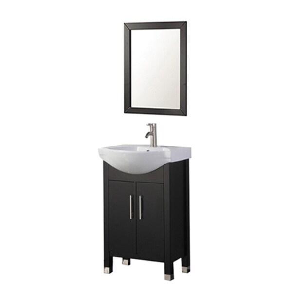 Mtd vanities peru 20 inch single sink bathroom vanity set - 20 inch bathroom vanity and sink ...