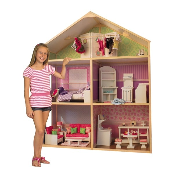 Wicked Cool Toys My Girl S Dollie And Me Dollhouse
