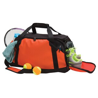 Goodhope Flex Fitness 21-nich Sports Duffel with Shoe Pockets