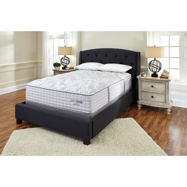 Sierra Sleep By Ashley Mt Dana Plush Queen Size Mattress