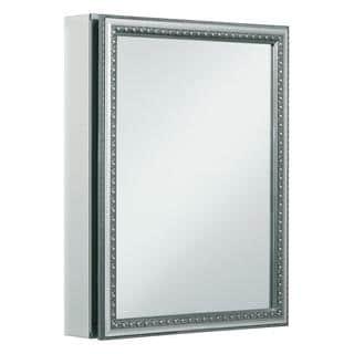Fresca Small Bathroom Mirror Medicine Cabinet 13033896