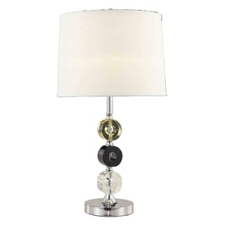 Stacked Cubes Crystal Table Lamp 11557668 Overstock Com Shopping Great Deals On Table Lamps