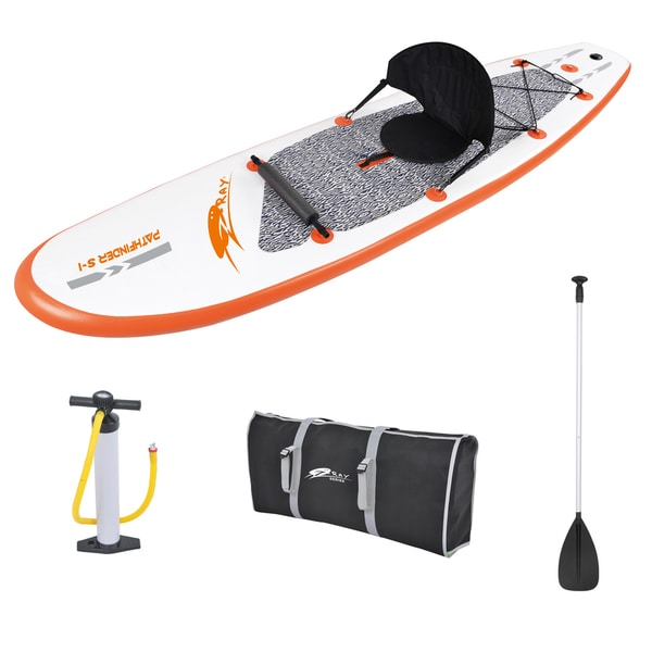 Z Ray Pathfinder Sup 10 Foot Inflatable Stand Up
