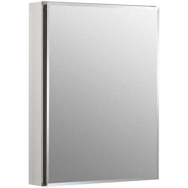 18 Deep Wall Cabinets Kohler 20 inch Wide x 26 inch H Recessed Medicine Cabinet ...