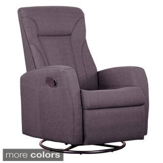 Christopher Knight Home Darvis Light Beige Fabric Recliner