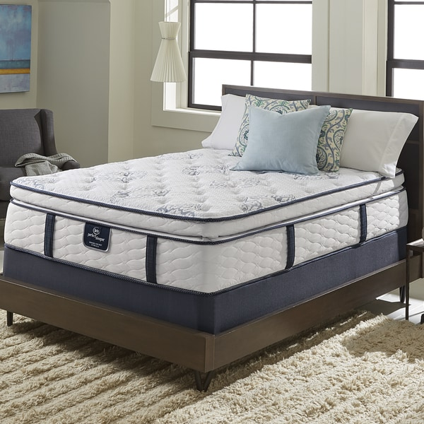 Serta Perfect Sleeper Elite Infuse Super Pillowtop Queen