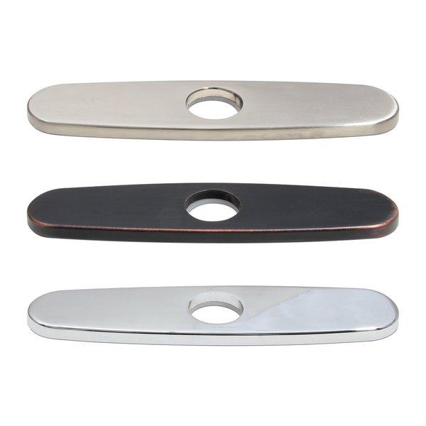 Kitchen Faucet Plate