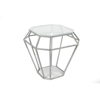Sterling Wire Mesh Forms Bench 17667760 Overstock Com
