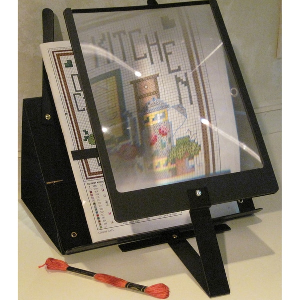Propit Handsfree Page Magnifier Amp Stand 17633989 Overstock Com Shopping Big Discounts On