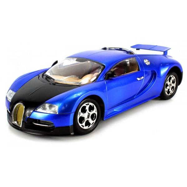 Gold Bugatti Veyron Super Sport: Super Sport Bugatti Veyron Electric 1:14 Scale RC Car