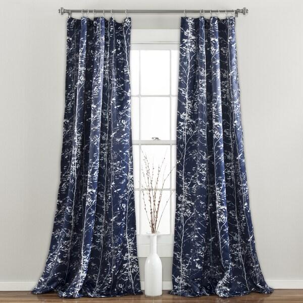 Lush Decor Forest Window Curtain Panel Pair 17646143