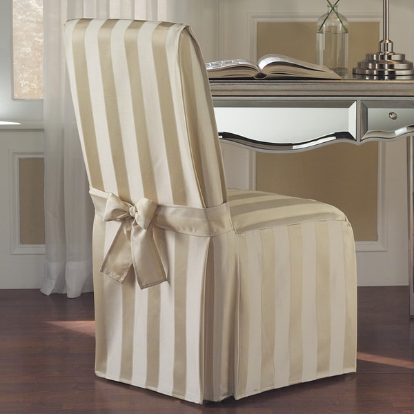 Dining Room Armchair Slipcovers: Madison Dining Chair Cover