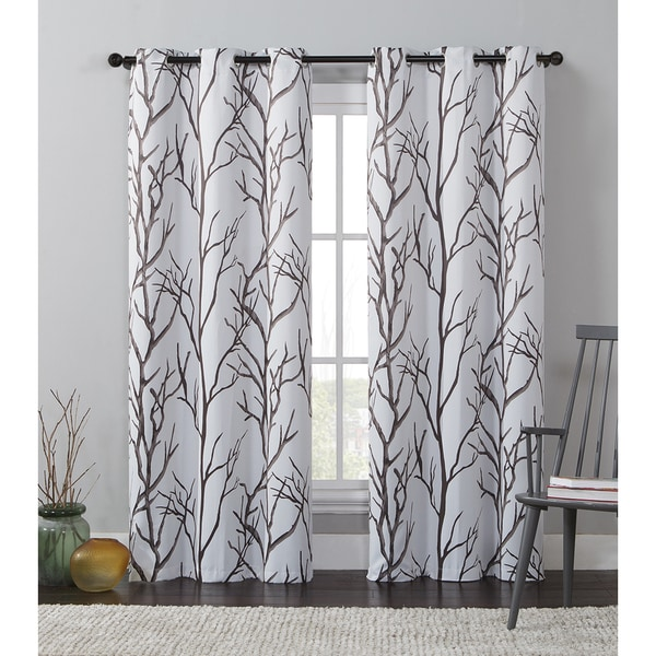 Vcny Keyes Printed Blackout Curtain Panel 17650994