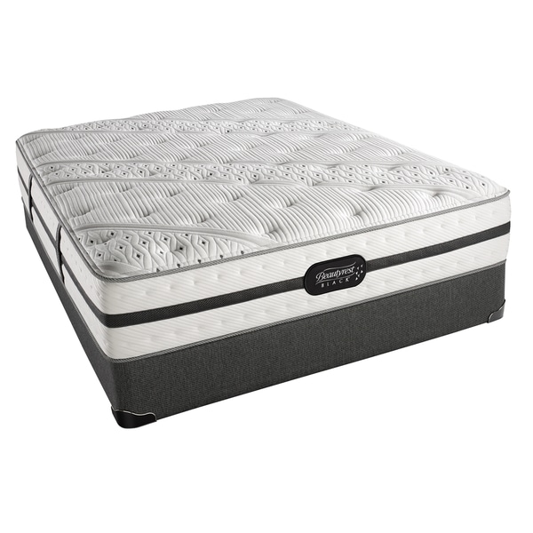 Simmons Beautyrest Black Ava Luxury Firm Queen Size Set
