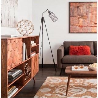 Largent Floor Lamp 17299450 Overstock Com Shopping