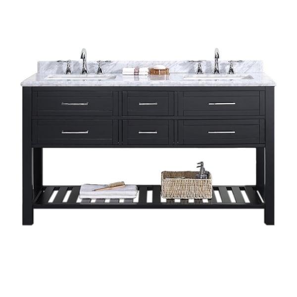 OVE Decors Sarasota 60-inch Double Sink Bathroom Vanity ...
